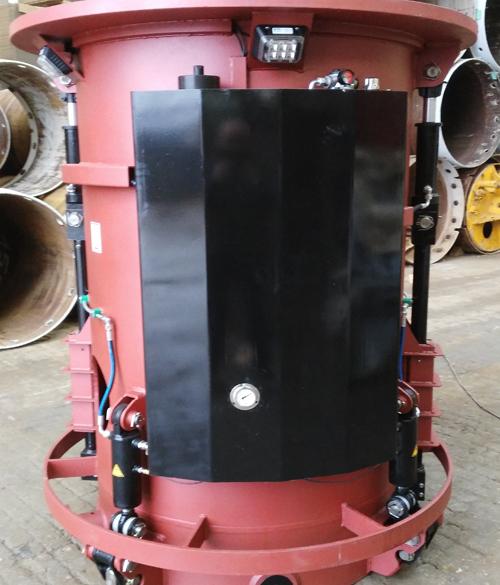 PowerSnap Ø1180 – Schrägpfähle bis 35 Meter